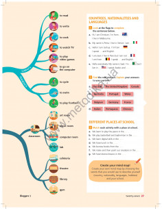 Parallelen 7 neu. Arbeitsbuch - Робочий зошит для 7-го класу ЗНЗ (3-й рік навчання, 2-га іноземна мова)