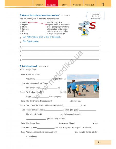 Wir neu A2.2 Lehr- und Arbeitsbuch - Підручник і робочий зошит