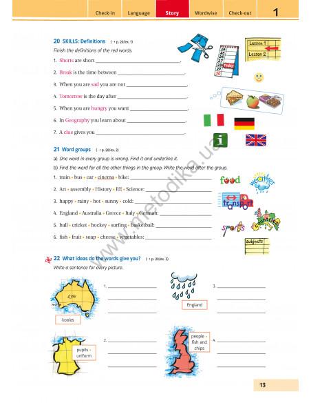 Fabuli. Schülerbuch - Підручник