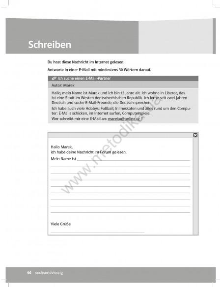 Team Deutsch 3. Arbeitsbuch - Робочий зошит