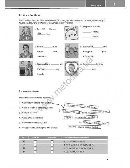 Team Deutsch 3. Lehrerhandbuch - Книга для учителя