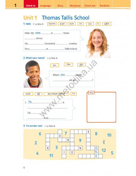 Dreimal Deutsch. Arbeitsbuch - Робочий зошит