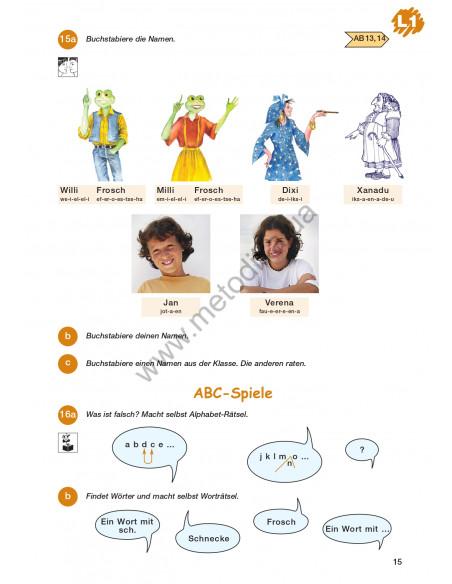 Робочий зошит Joy of English 9 клас